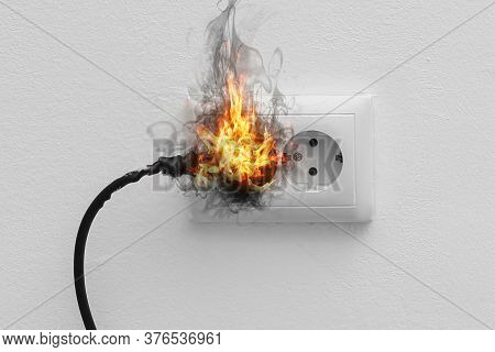 Electrical Short Circuit Leading To Plug Ignition