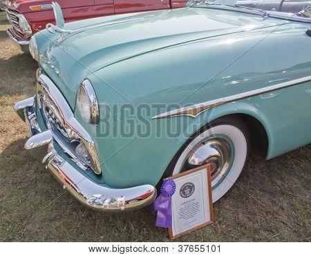 1951 Packard Convertible Award