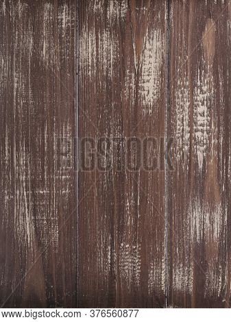 Vintage White Wood Plank Texture. Shabby Background. Light Wood Table, Top View. Rustic Wood Wall Te