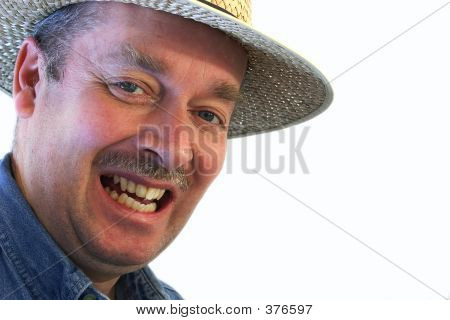 Smiling Country Man 2