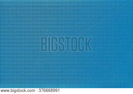 Granular Corrugated Texture With Small Convex Pyramids Or Teeth Of Regular Square Shape For Backgrou