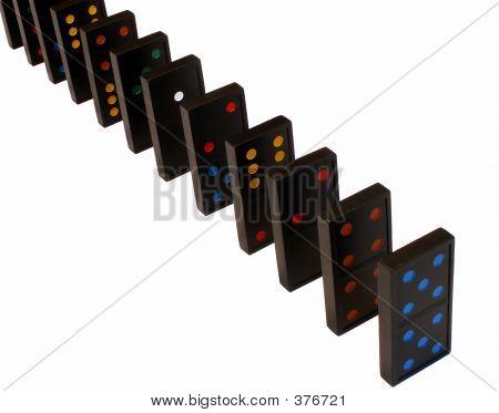 Dominoes  Standing