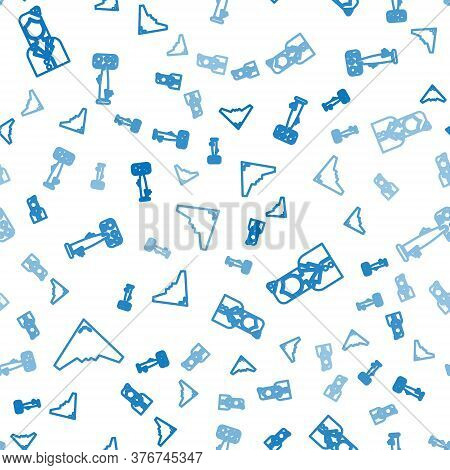 Set Isometric Jet Fighter, Stewardess And Aircraft Steering Helm Icon. Vector