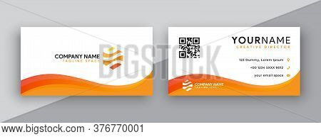 Business card . Business card design . yellow color business card ideas . Business cards Template . Modern Business card template design . editable business card design . double sided business card template . new business cards design collection for compa