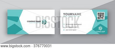 Business card . Business card design . Green color business card ideas . Business cards Template . Modern Business card template design . editable business card design . double sided business card template . new business cards design collection for compan