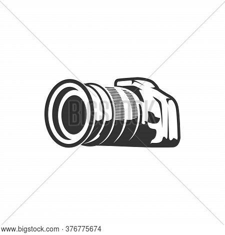Camera, Camera Silhouette, Camera Vector, Camera Lens Logo, Camera Logo Set, Camera Vector Logo, Cam
