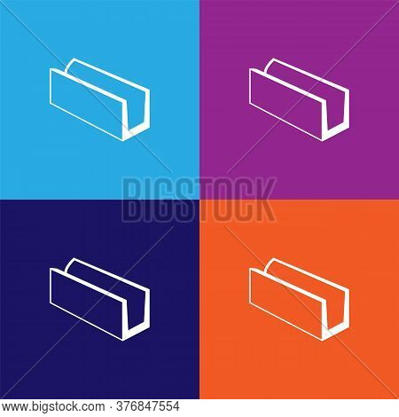 Metal Beam Premium Quality Icon. Elements Of Constraction Icon. Signs And Symbols Collection Icon Fo