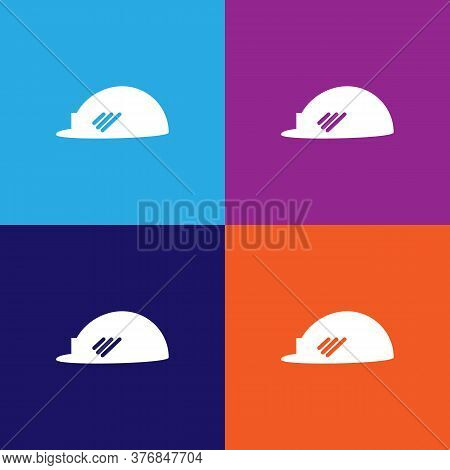 Helmet Premium Quality Icon. Elements Of Constraction Icon. Signs And Symbols Collection Icon For We