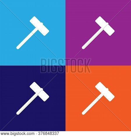 Hammer Premium Quality Icon. Elements Of Constraction Icon. Signs And Symbols Collection Icon For We