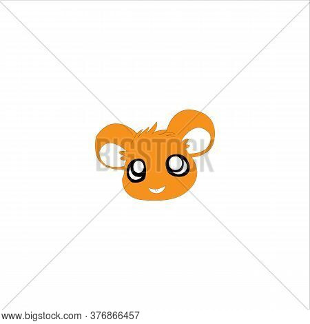 Hamster Icon Isolated On White Background From Pets Collection. Hamster Icon Trendy And Modern Hamst