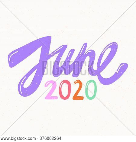 June 2020. Lgbt Quote Sticker. Pride Parade. Lgbt Community.