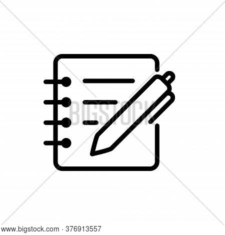 Illustration Vector Graphic Of Pen Icon Template