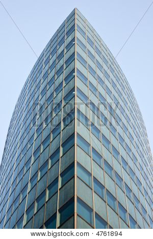 Skyscraper Building