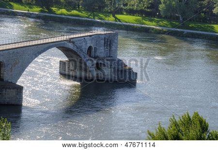 Pont Saint-B�nezet