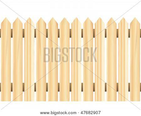 Wood Fence (seamless)