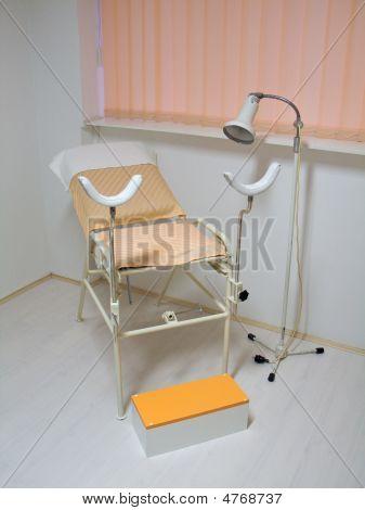 Gynecology Examination Table