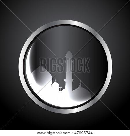 vector muslim festival eid ul fitar background