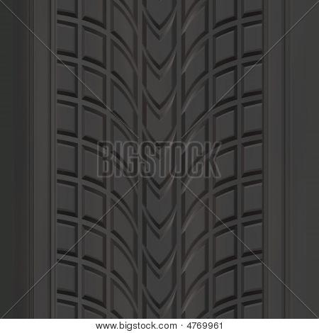 Tire Tread Pattern