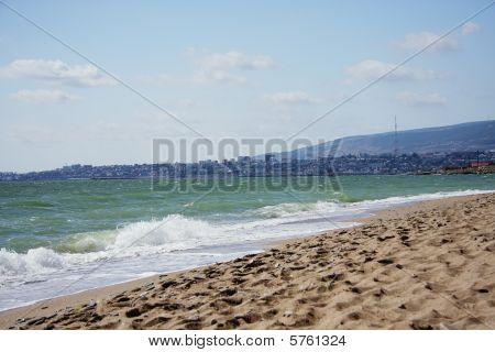 Makhachkala View