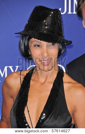 Julie Brown  at the Jimmy Choo For H&M Collection, Private Location, Los Angeles, CA. 11-02-09