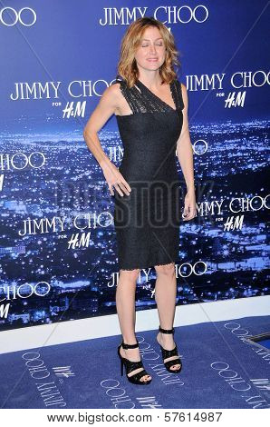 Sasha Alexande at the Jimmy Choo For H&M Collection, Private Location, Los Angeles, CA. 11-02-09
