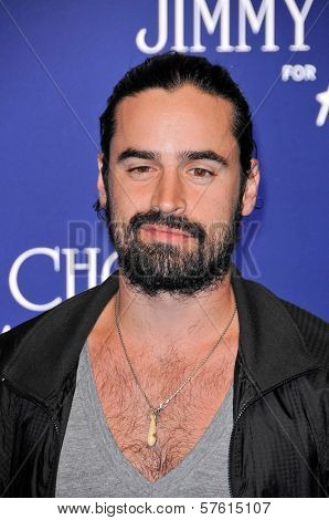 Jesse Bradford at the Jimmy Choo For H&M Collection, Private Location, Los Angeles, CA. 11-02-09
