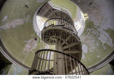 Artistic Stairway