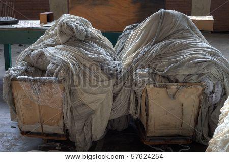 Lace Pile