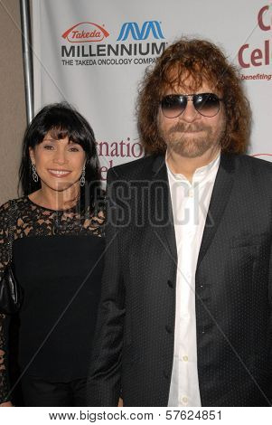 Jeff Lynne at the International Myeloma Foundation's 3rd Annual Comedy Celebration for the Peter Boyle Memorial Fund, Wilshire Ebell Theater, Los Angeles, CA. 11-07-09