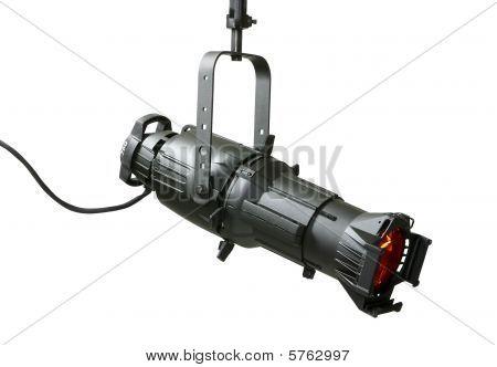 750 Watt Ellipsoidal Theatrical Light Fixture