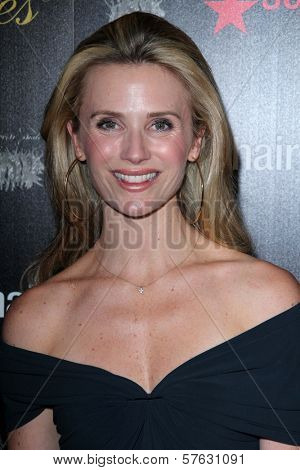 Jennifer Siebel Newsom at the 2012 Gracie Awards Gala, Beverly Hilton Hotel, Beverly Hills, CA 05-22-12