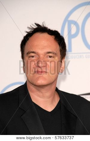 Quentin Tarantino at the 21st Annual PGA Awards, Hollywood Palladium, Hollywood, CA. 01-24-10