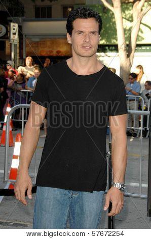 Antonio Sabato Jr at the Los Angeles Premiere of 'Orphan'. Mann Village Theatre, Westwood, CA. 07-21-09