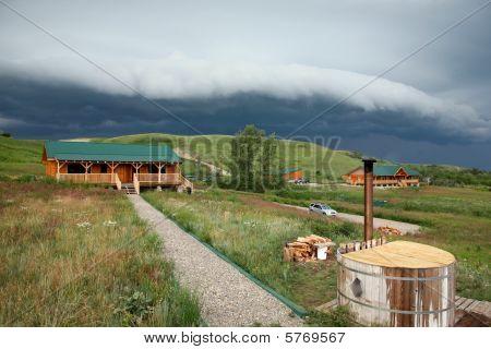 Waterton Lakes Storm