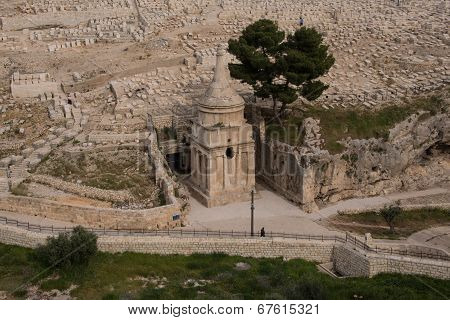 Absalom's Monument,jerusalem
