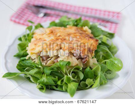 Baked Pasta Dish