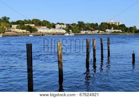 Wilmington NC Waterfront