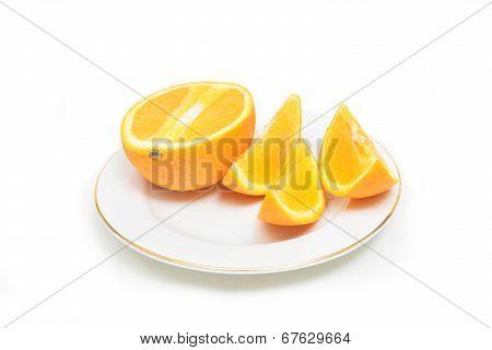 Slice Of Oranges