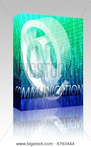 Online Communication Box Package