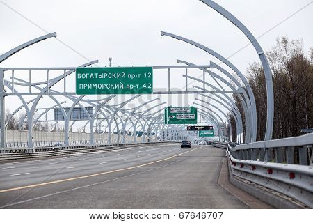 Tollway. The Route To Scandinavia