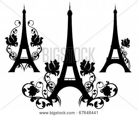 Paris In Flowers