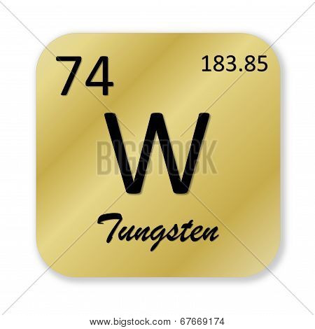 Tungsten element