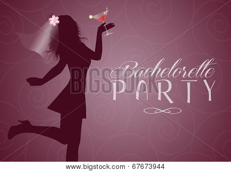 Girl To Bachelorette Party