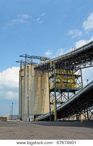 Coal Mining Tipple