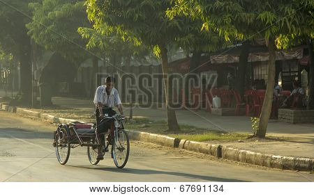 Yangon Rickshaw