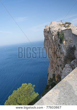 Tower At Formentor Peninsula