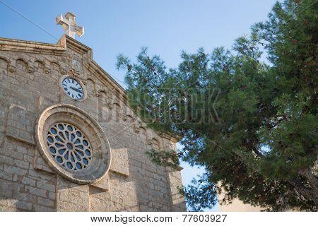 Church In Puerto Andratx