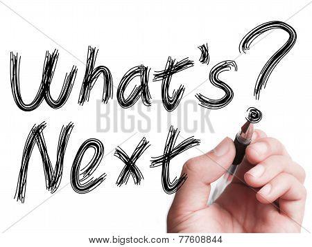 Whats Next