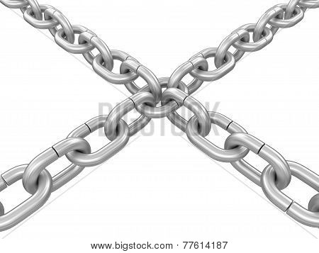 Chain (clipping path included)