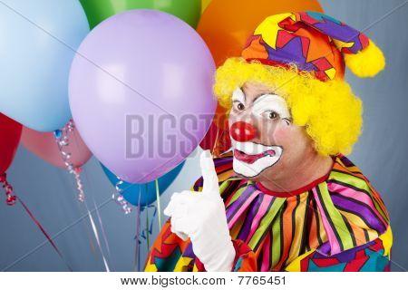 Clown - Quiet Please